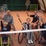 Rollstuhl-Tennis 2012